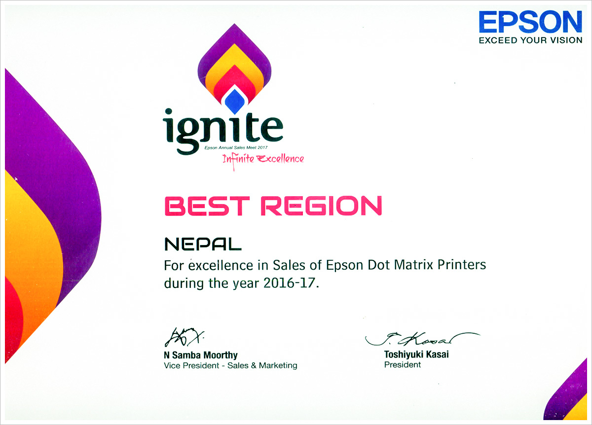39546bc4848 Ignite infinity excellence