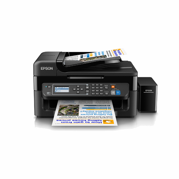 Epson L565 4 in 1 color printer with Network and wifi