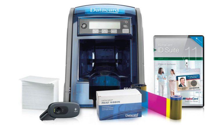 Datacard SD-260 ID card Printer