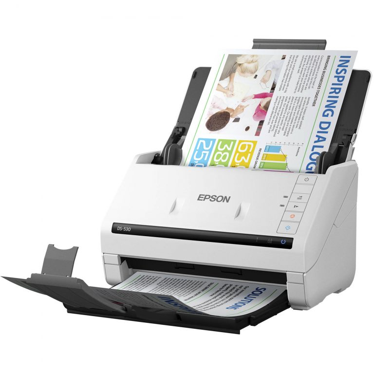 Epson DS-530 Sheetbed/ADF Document Scanner