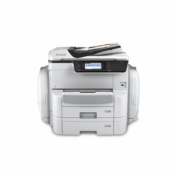 Epson WF-C869R Network Multifunction Color Printer 4-in-1